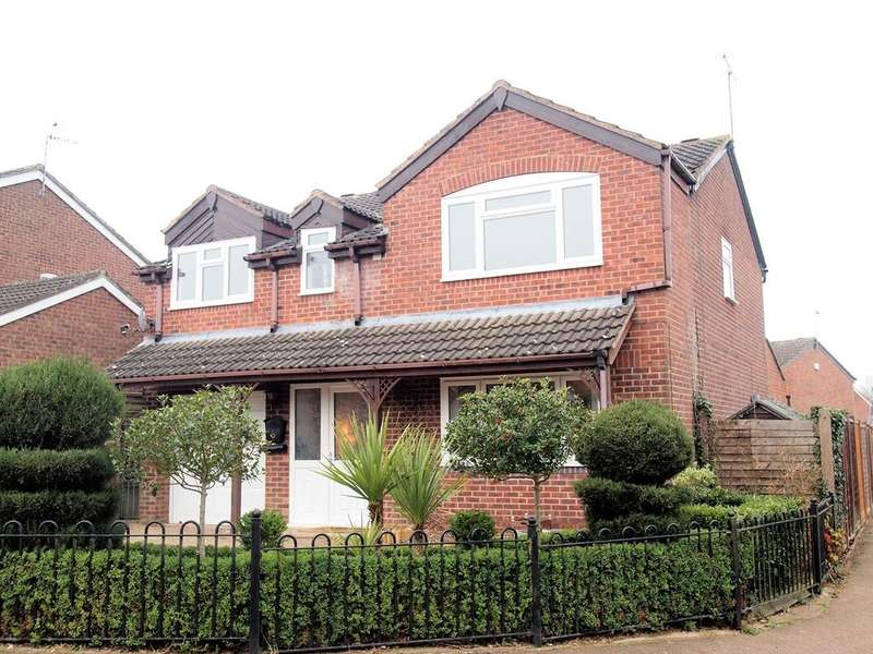 5 Bedrooms Detached House for sale in Meadowbrook Road, Kibworth Beauchamp, Leicester, LE8