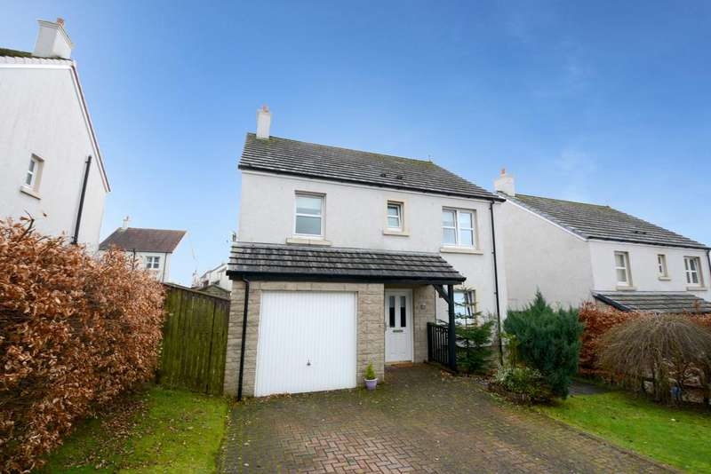 4 Bedrooms Detached Villa House for sale in 10 Donald Wynd, Largs, KA30 8TH
