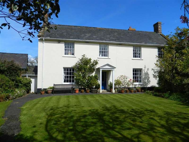 5 Bedrooms Detached House for sale in Woodgate, Culmstock, Culmstock Cullompton, Devon, EX15