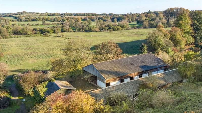 Farm Commercial for sale in Shawford, Winchester, SO21