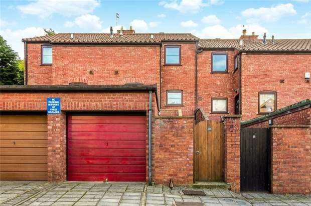 2 Bedrooms Town House for sale in Quarry Steps, Clifton, Bristol