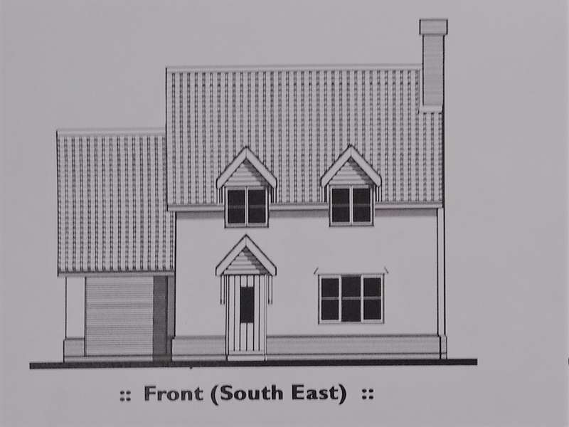 3 Bedrooms Detached House for sale in Yarmouth Road, Broome, Bungay