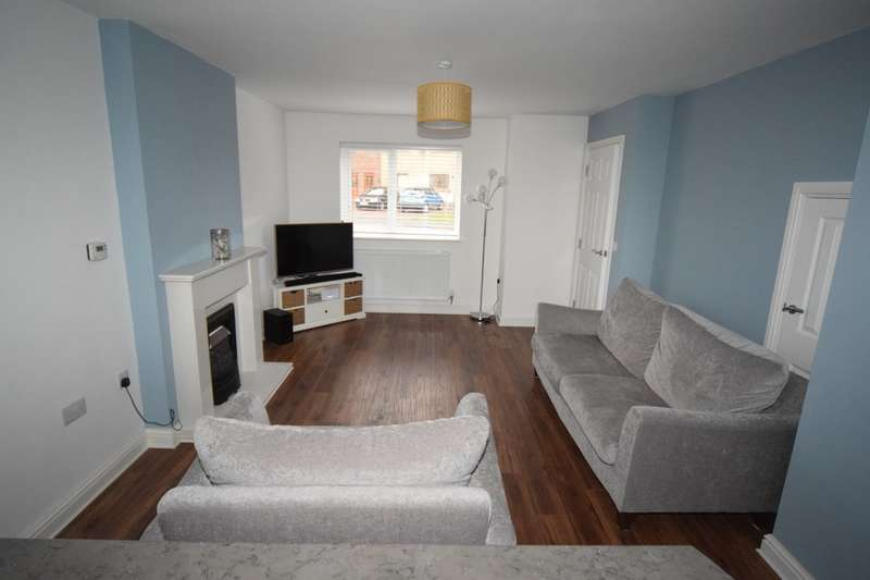 3 Bedrooms End Of Terrace House for sale in White Combe Way, Askam-in-Furness