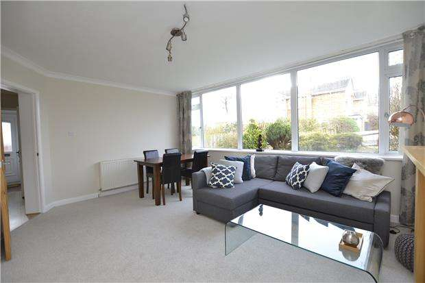 2 Bedrooms Flat for sale in Westover Rise, Bristol, BS9 3LU