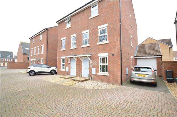4 Bedrooms Semi Detached House for sale in Normandy Drive, Yate, Bristol, BS37 4FH