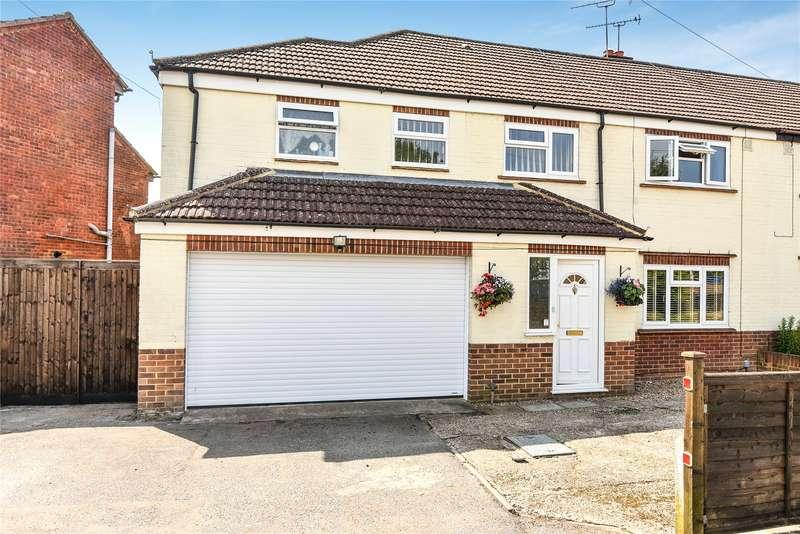 4 Bedrooms Semi Detached House for sale in Alwyn Road, Maidenhead, Berkshire, SL6