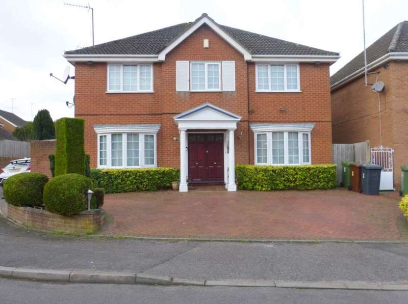5 Bedrooms Detached House for sale in Wentworth Avenue, Elstree