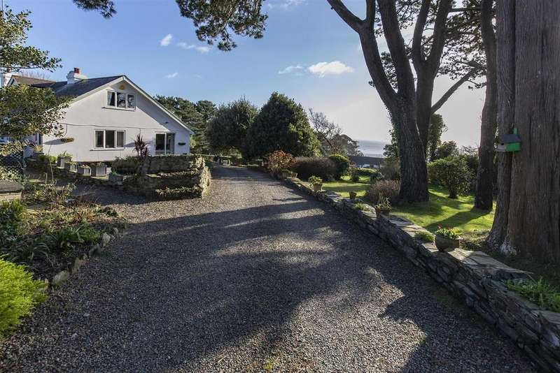 4 Bedrooms House for sale in Porthallow, Talland, Looe
