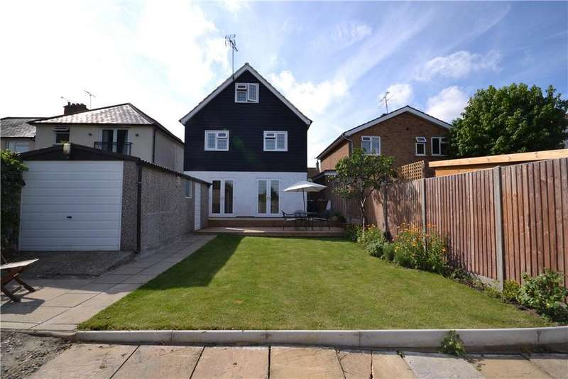 3 Bedrooms Detached House for sale in Kingsmead Road, Bishop's Stortford, Hertfordshire, CM23