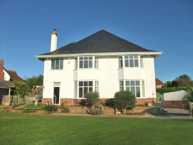 5 Bedrooms Detached House for sale in Merrion Avenue, EXMOUTH