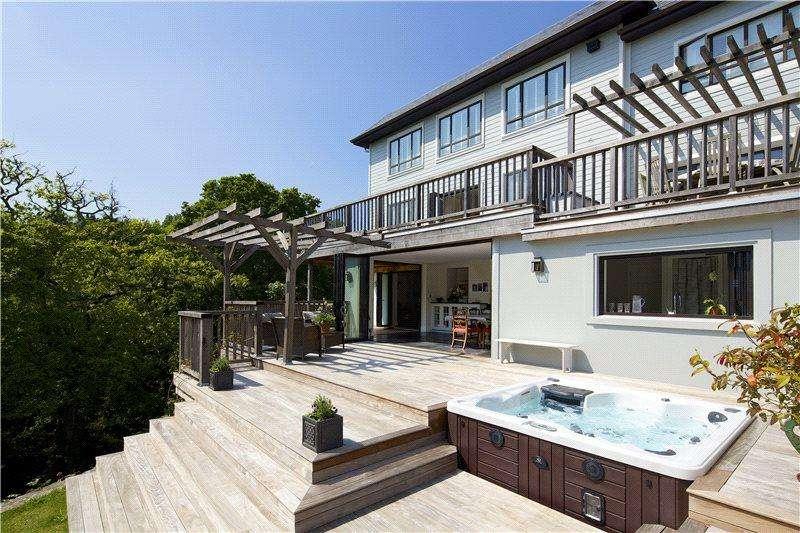 7 Bedrooms Unique Property for sale in La Rue De La Vallee, Trinity, Jersey, JE3