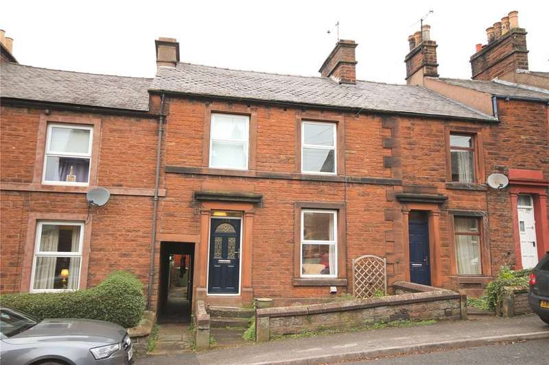 3 Bedrooms Terraced House for sale in 135 Graham Street, Penrith, Cumbria