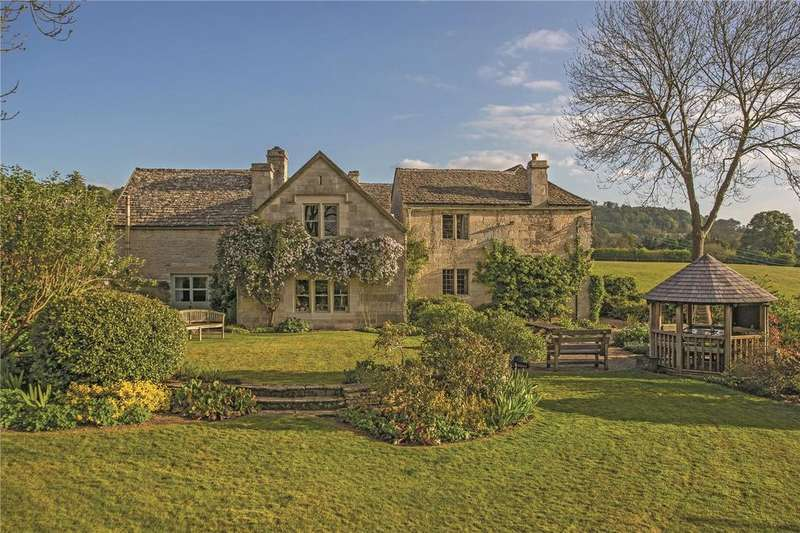 5 Bedrooms Detached House for sale in Painswick, Stroud, Gloucestershire