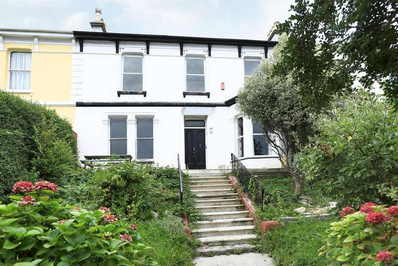 4 Bedrooms Terraced House for sale in College Avenue, Mannamead, Plymouth