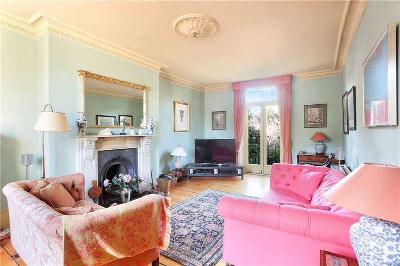 4 Bedrooms Detached House for sale in Egerton Drive, London, SE10