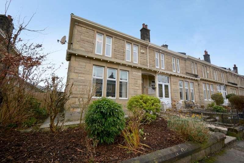 3 Bedrooms End Of Terrace House for sale in 23 Austen Road, Jordanhill, G13 1SJ