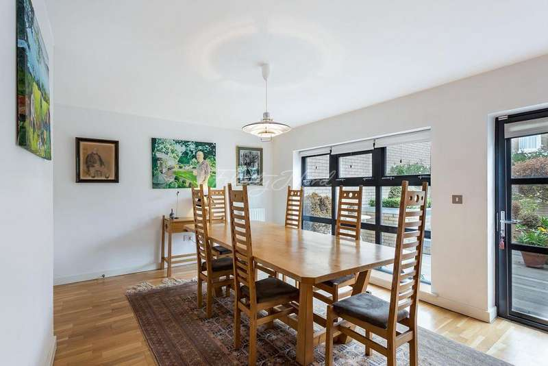 4 Bedrooms Terraced House for sale in Straightsmouth, Greenwich, London, SE10