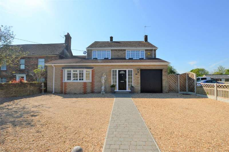 4 Bedrooms Detached House for sale in Harlington Road, Upper Sundon, Bedfordshire, LU3 3PE