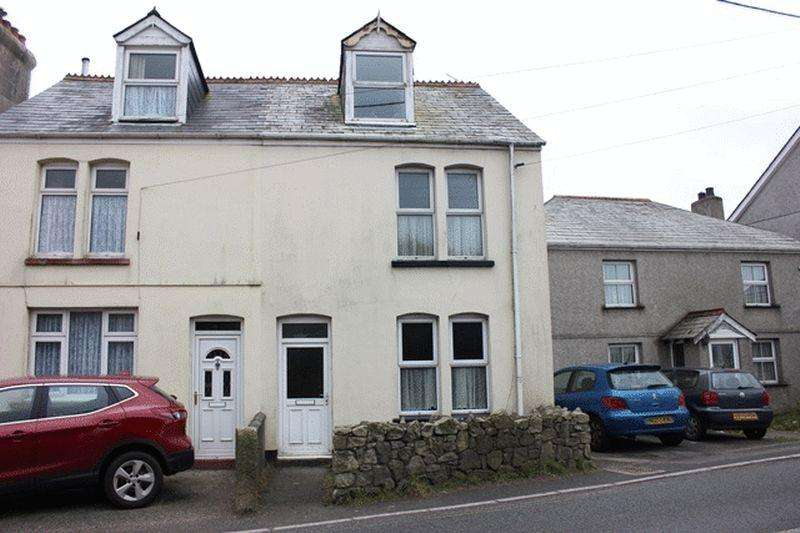 3 Bedrooms Semi Detached House for sale in Rosevear Road, St. Austell