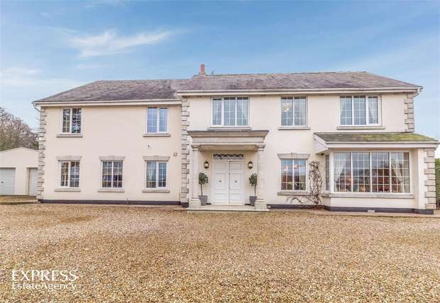 6 Bedrooms Detached House for sale in Whittingham Lane, Goosnargh, Preston, Lancashire