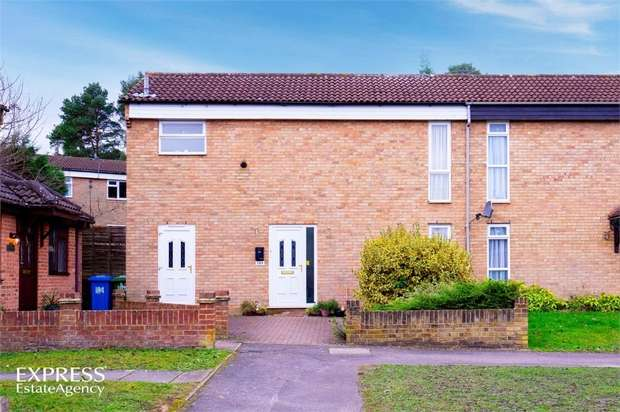 3 Bedrooms Semi Detached House for sale in Leaves Green, Bracknell, Berkshire