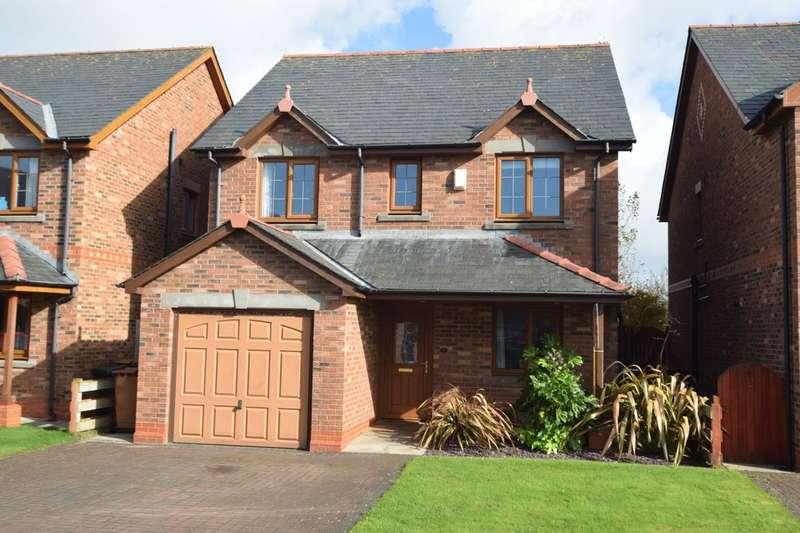 4 Bedrooms Detached House for sale in Chapel Field, Walney, Barrow-in-Furness