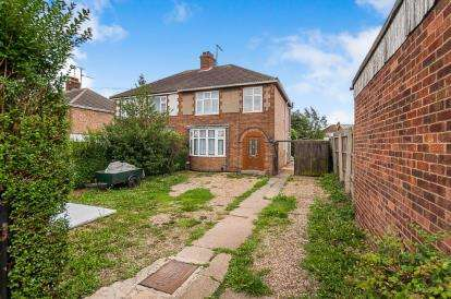 3 Bedrooms Semi Detached House for sale in Whittlesey Road, Stanground, Peterborough, Cambridgeshire