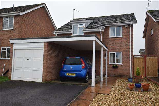 4 Bedrooms Detached House for sale in Lawson Close, Saltford, BRISTOL, BS31 3LB