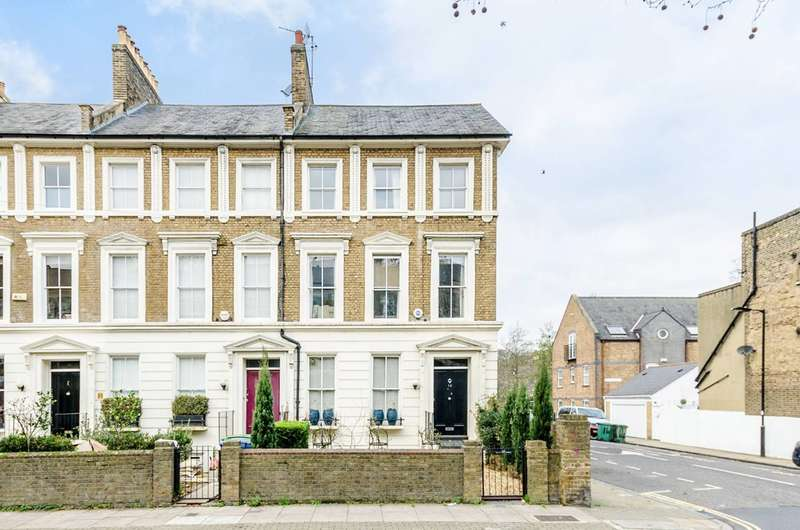 4 Bedrooms House for sale in Trafalgar Avenue, Peckham, SE15