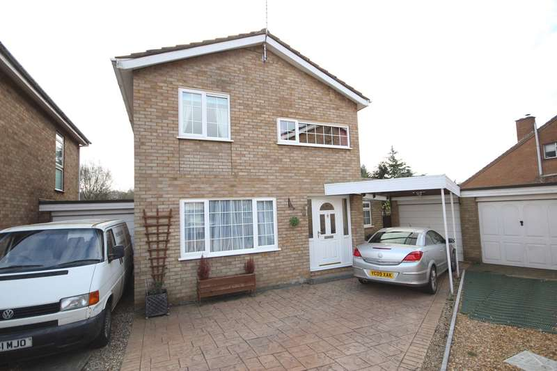 3 Bedrooms Detached House for sale in Hall End Close, Maulden, Bedfordshire, MK45
