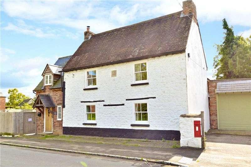 4 Bedrooms Detached House for sale in Main Street, Tingewick, Buckinghamshire