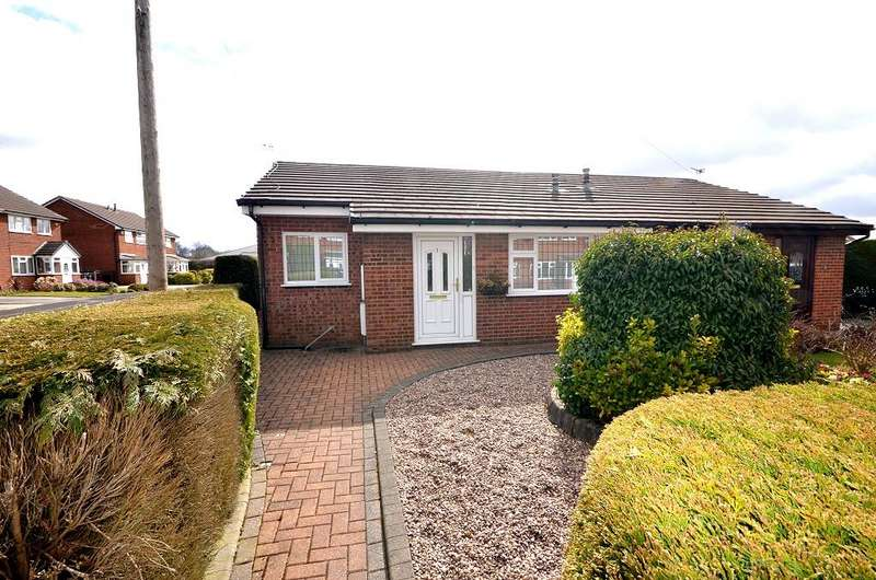 2 Bedrooms Semi Detached Bungalow for sale in Kennet Close, Westhoughton BL5