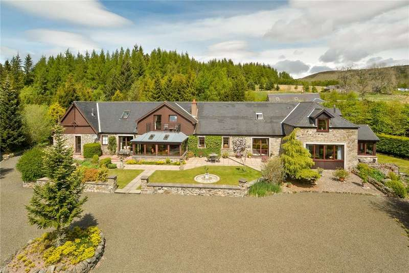 8 Bedrooms House for sale in West Freuchies, Glenisla, Blairgowrie, Perthshire, PH11