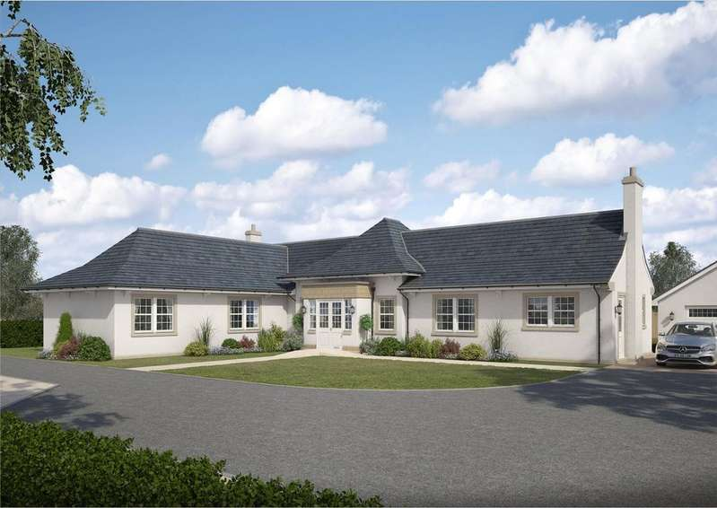 4 Bedrooms Bungalow for sale in Rowan, 4 Castleton Gardens, Auchterarder, Perth and Kinross, PH3