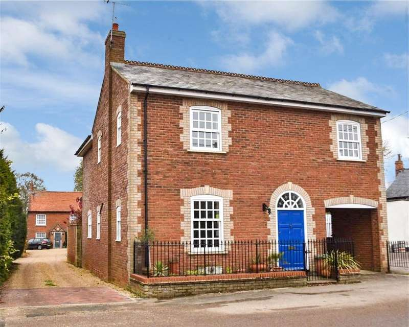 4 Bedrooms Detached House for sale in Chapel Square, Stewkley