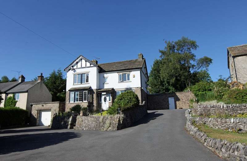 5 Bedrooms Detached House for sale in The Gables, School Lane, Taddington, Buxton, Derbyshire, SK17