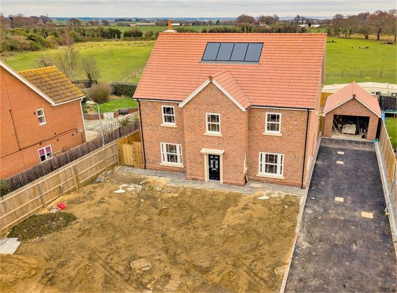 5 Bedrooms Detached House for sale in The Churchill, Plot 1 Kirby Grange