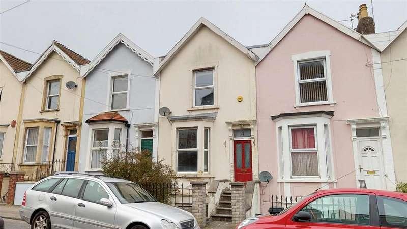 2 Bedrooms Maisonette Flat for sale in Bathwell Road, Totterdown, Bristol