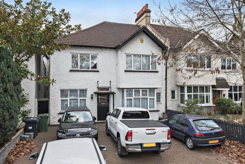 5 Bedrooms Semi Detached House for sale in Chinbrook Road Grove Park SE12