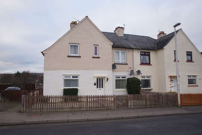 3 Bedrooms Flat for sale in Leven Road, Kennoway, Leven, KY8