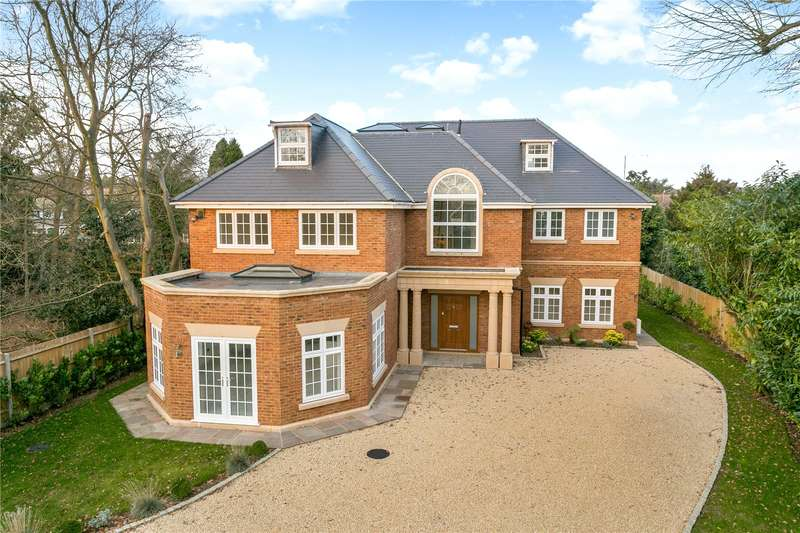 6 Bedrooms Detached House for sale in Templewood Lane, Farnham Common, Buckinghamshire, SL2