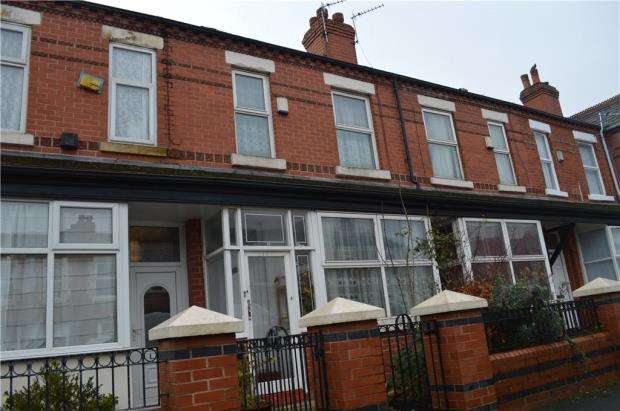 3 Bedrooms Terraced House for sale in Claremont Road, Manchester, Greater Manchester