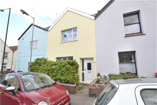 3 Bedrooms Terraced House for sale in Wood Street, Easton, Bristol, BS5 6JA