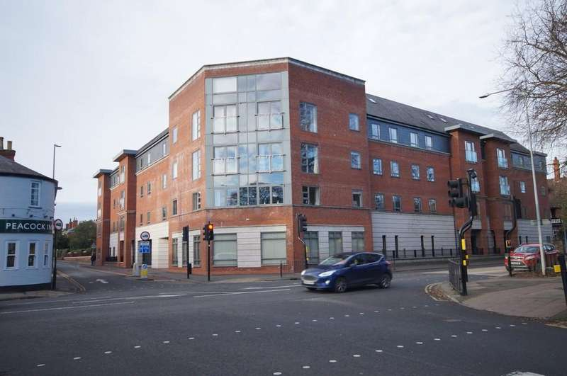 2 Bedrooms Flat for sale in Greetwell Gate, Lincoln