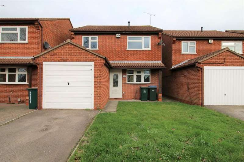 4 Bedrooms Detached House for sale in Woodway Lane , Coventry