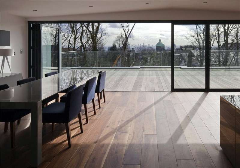 5 Bedrooms Penthouse Flat for sale in Cholmeley Park, London, N6
