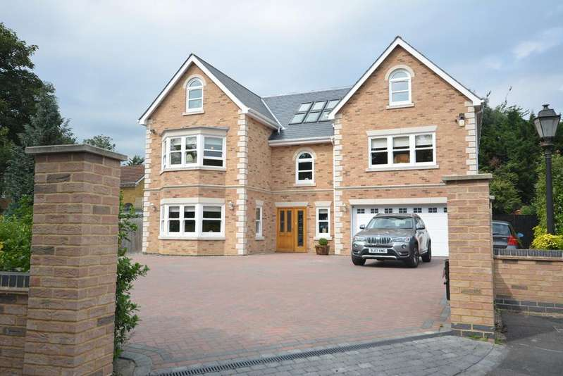 8 Bedrooms Detached House for sale in Freeman Way, Emerson Park, Hornchurch RM11
