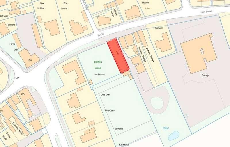 Land Commercial for sale in Main Street, Mareham le Fen, PE22