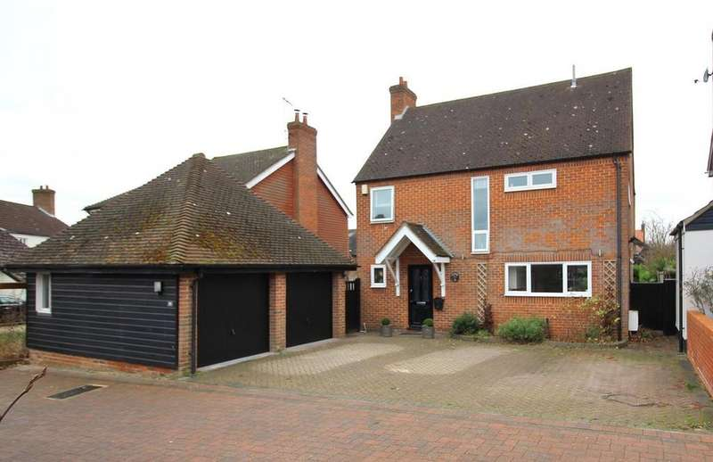4 Bedrooms Detached House for sale in Highfields Mead, East Hanningfield, Chelmsford, Essex, CM3