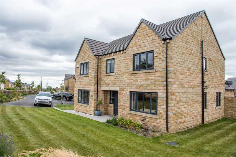 5 Bedrooms Detached House for sale in Summerford, Sheffield